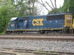 CSX 8587