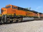 BNSF 7295