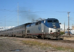 Amtrak 21 Texas Eagle