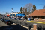 2008 Conrail Shared Assets Operations Browns Yard Santa Train