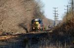 Santa Train on some fun looking track