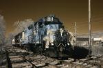 2008 Conrail Browns Yard Santa Train
