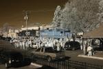 Infrared 2008 Browns Yard Santa Train