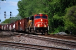 CN and UP 17R