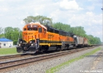 BNSF 2031 and BNSF 334