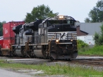 A Pair of SD70M-2s