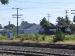 NS 3293 leading a short local