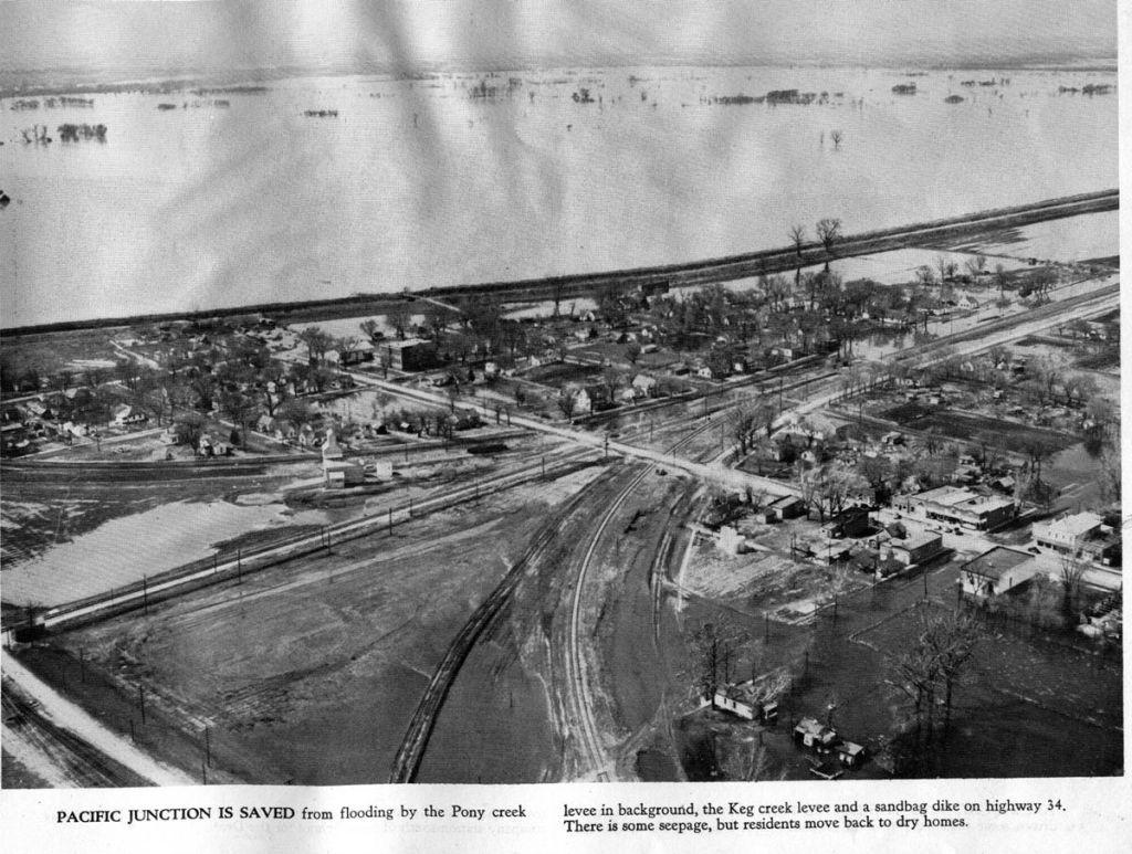 Worksheet. Junction Tracks 1952