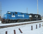 H94 power NS 5307 & 5310 rest in the snow