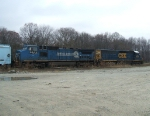 CSX 8974 & NS 8325 lead CA11