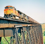 BNSF 4789 West BNSF Jamestown Sub