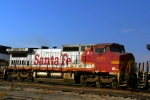 "Here's a side shot of BNSF ""Warbonnet"" C44-9W 939."