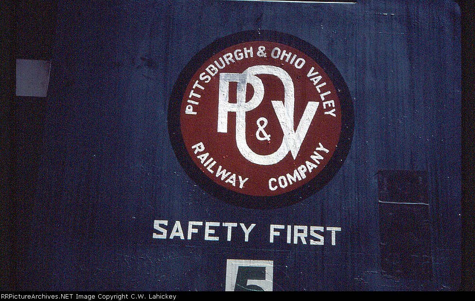 Pittsburgh and Ohio Valley Logo.