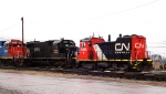 CNIC Switcher, ex-GM&O SD40