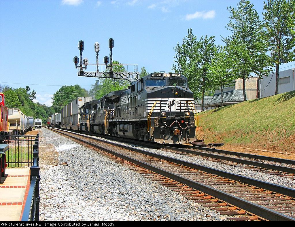 NS 8891 5/18/2007