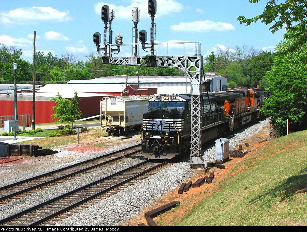 NS 9921 5/24/2007