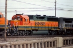 BNSF 3163