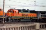 BNSF 3163