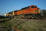 Southbound BNSF
