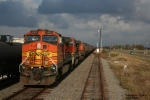 BNSF and Storm Light
