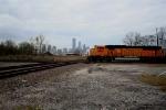 BNSF Empty Coal Train