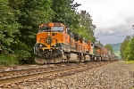 BNSF 1069 Sitting at a Siding