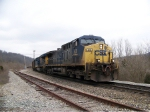 CSX 63 on N264 Southbound