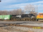 NS 9621 dead in tow