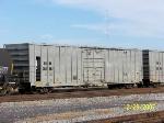 Strange looking boxcar