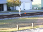 A bad example of Railfanning!