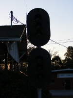 Another old Signal at the Folkston Station