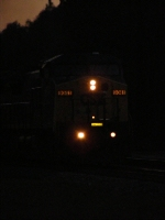 CSX 9041 comes thru Folkston in the Evening