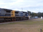 CSX 9041 in some light