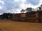 A SB coal train thru Folkston