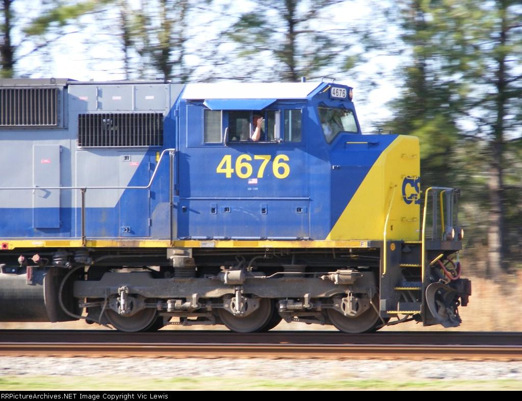 CSX 4676