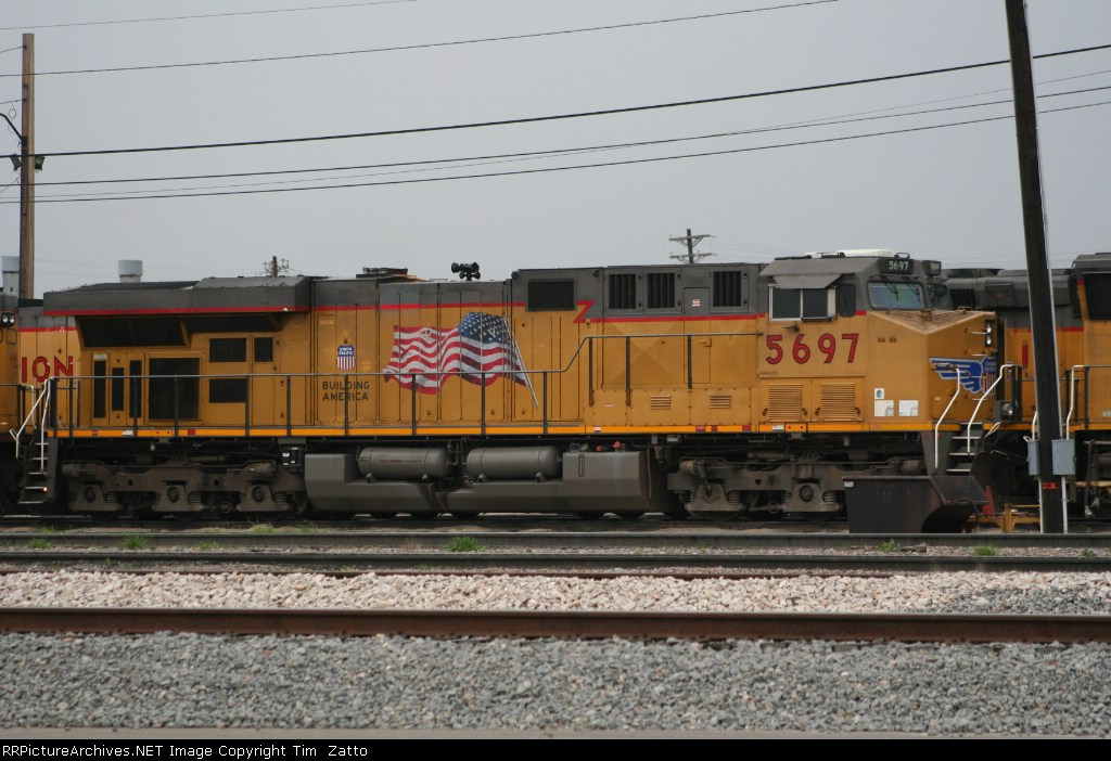 UP 5697
