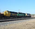 BNSF 2521, BNSF 2702, & BNSF 2435