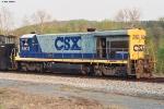 CSXT B36-7 5902