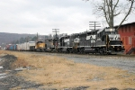 NS H2W with two engines for RJC.