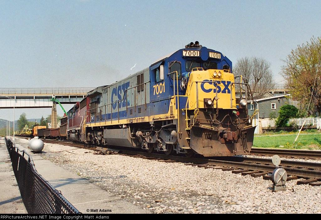 CSXT W032