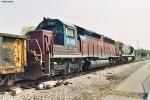 HLCX SD40-2 6451