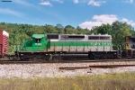 FURX SD40-2 3032