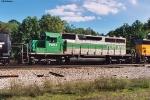 FURX SD40-2 3036