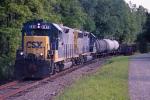 CSXT D70327
