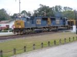 A Rail Train Surprise!