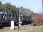 A look at the power behind CSX 355