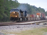 CSX 5283 Lead a short Intermodal