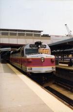MBTA 1056 at North Station