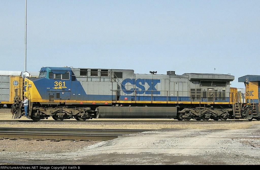 CSX 361
