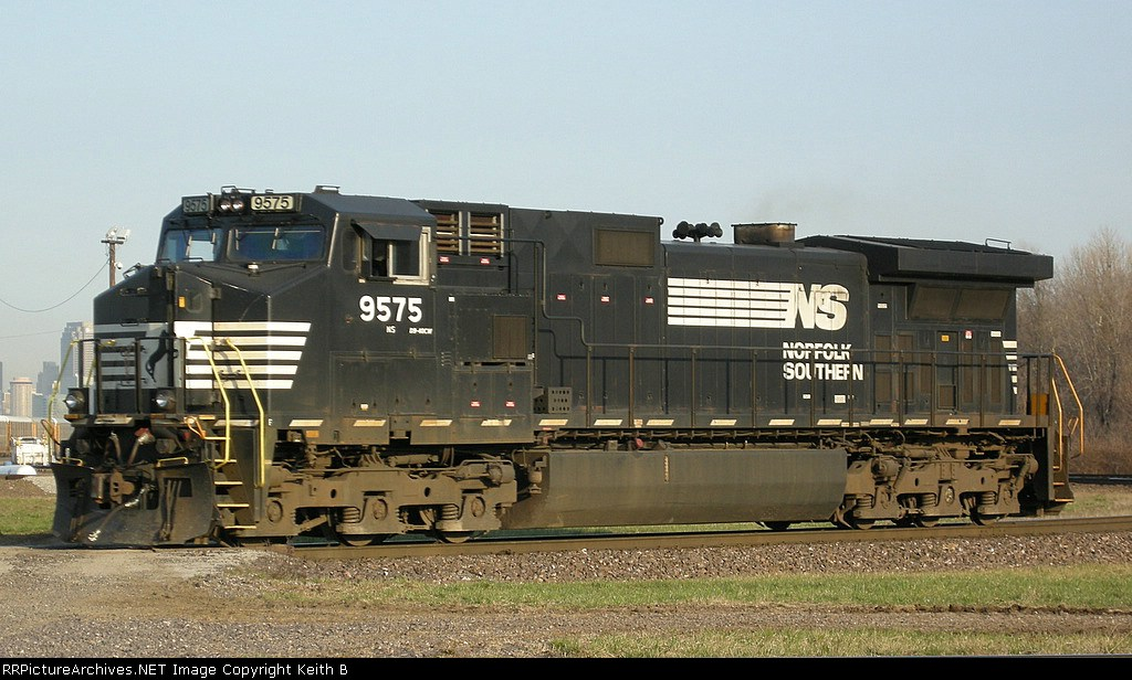 NS 9575
